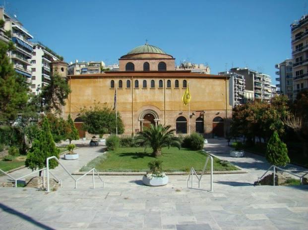 Αγία Σοφία Θεσσαλονίκης