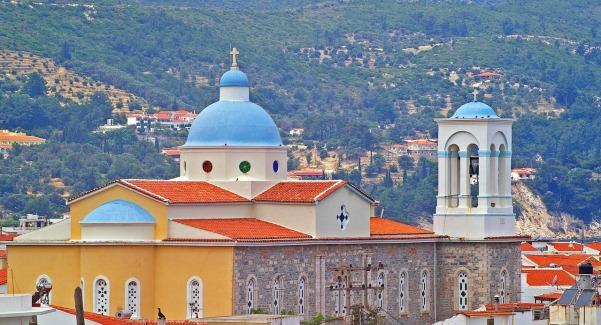 Σάμος - Εκκλησία