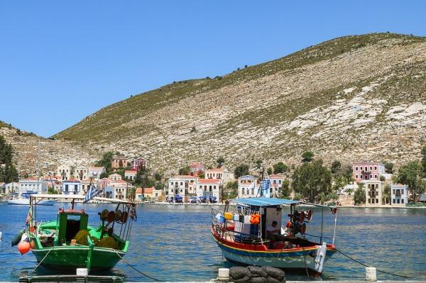 Καστελόριζο - Λιμάνι