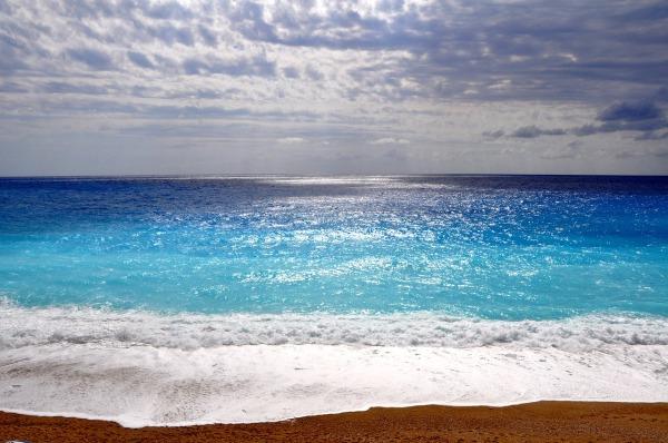 Παραλία στη Λευκάδα