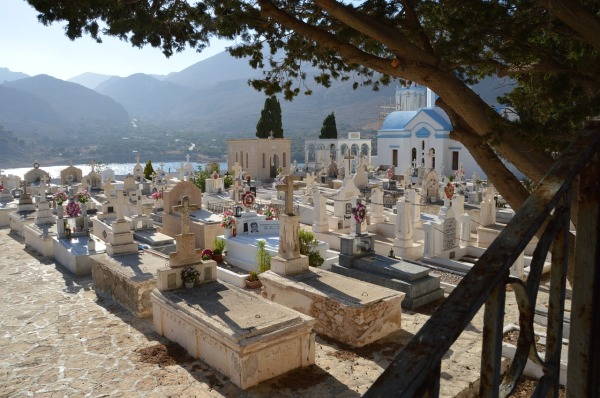 Cemetery Chalki