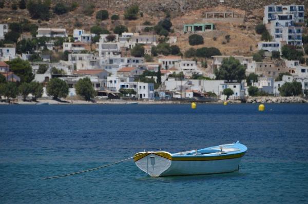 Chalki Boat