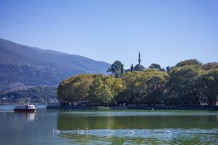 Ioannina Lake2