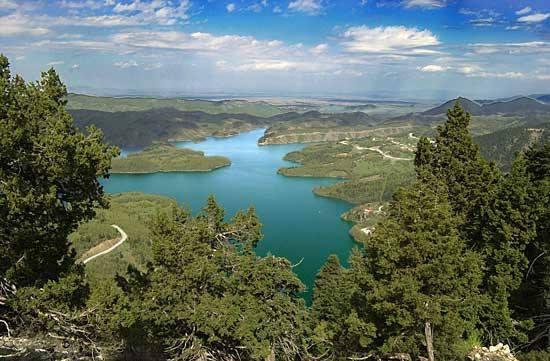 Λίμνη Πλαστήρα ~ Plastira Lake