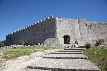 Κυλλήνη Ηλείας - Κάστρο