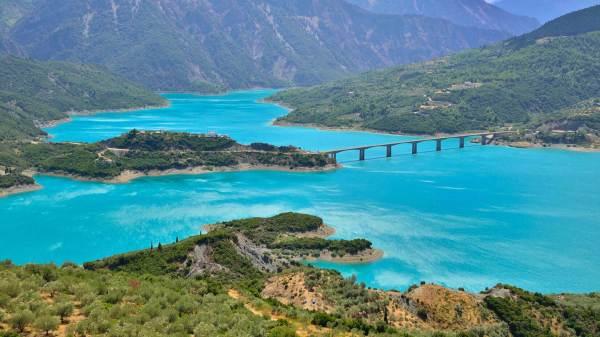 Λίμνη των Κρεμαστών