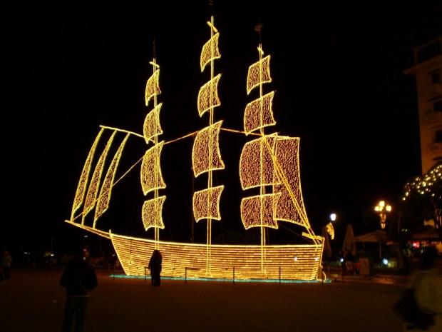 Θεσσαλονίκη Χριστούγεννα