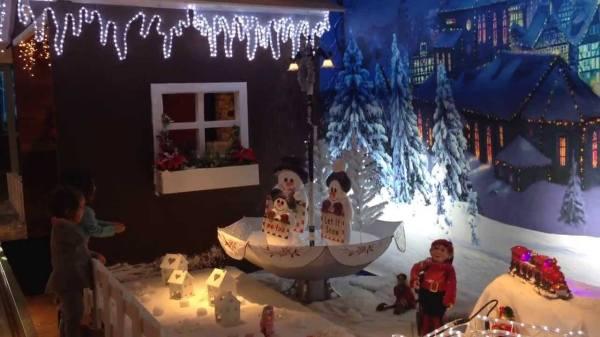 Ασημένα Χριστούγεννα στα Ιωάννινα