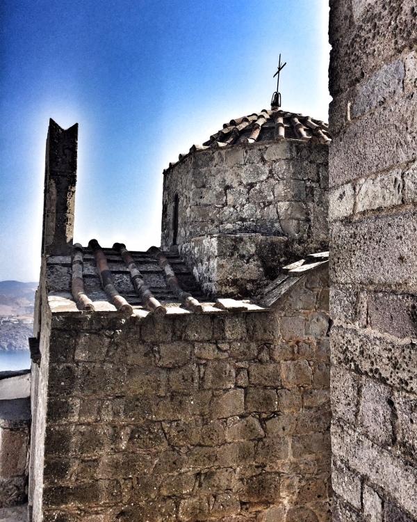 Εκκλησία στην Πάτμο