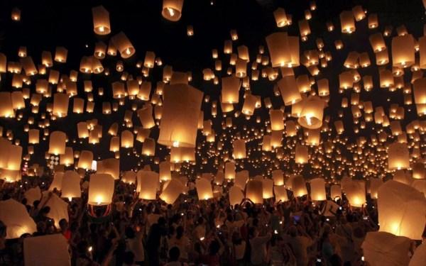 Λεωνίδιο Η Νύχτα των Αερόστατων