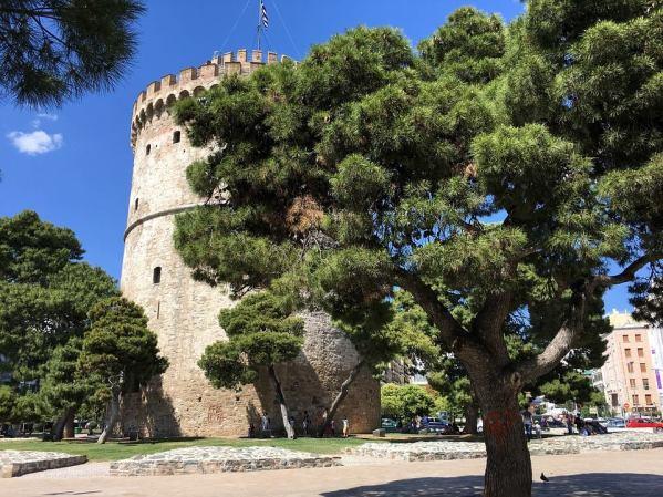 Τα καραβάκια της Θεσσαλονίκης