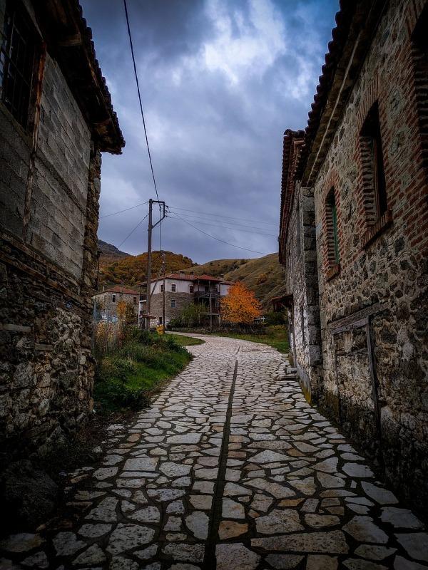 Πρέσπες-χωριό