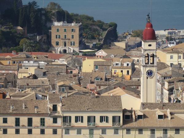 corfu-town