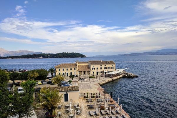 corfu-town-seaside