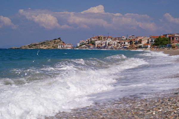 Samos view