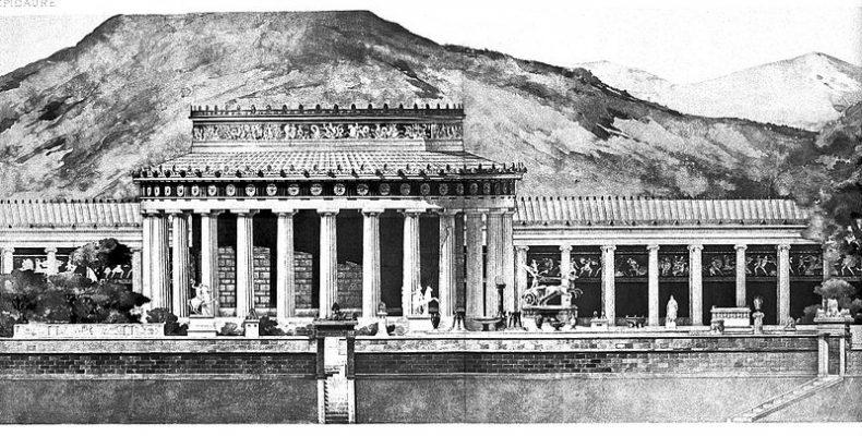 tholos-Epidaurus